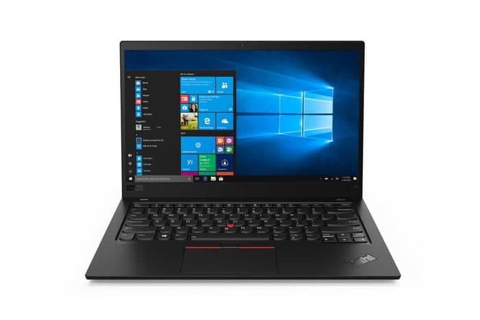 "<span class=""tagtitre"">CES 2019 - </span>Lenovo ThinkPad X1 Carbon / X1 Yoga, Ultrabooks 14"" 15h"