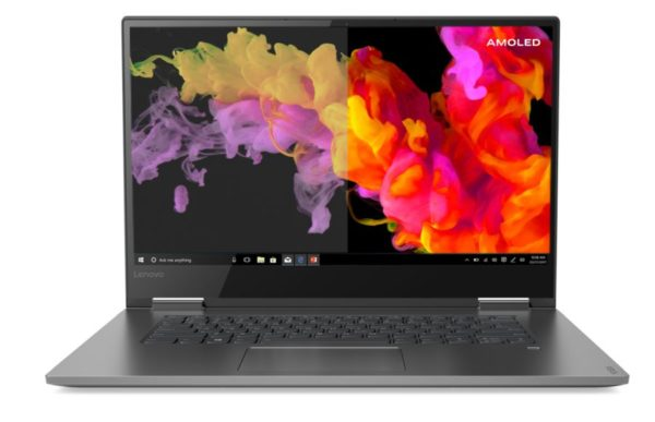 CES 2019 Lenovo Yoga C730-15IWL