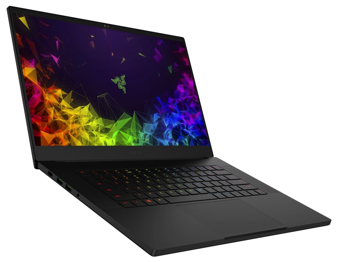 "<span class=""tagtitre"">CES 2019 - </span>Razer Blade 15 Advanced, Ultrabook gamer 15"" IPS RTX 2080"