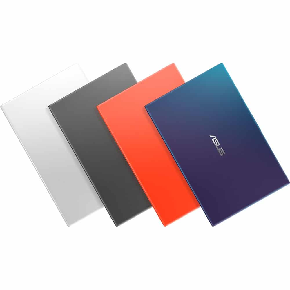 """<span class=""""tagtitre"""">CES 2019 - </span>VivoBook X412, X512, X712, Ultrabooks Full HD Quad colorés"""