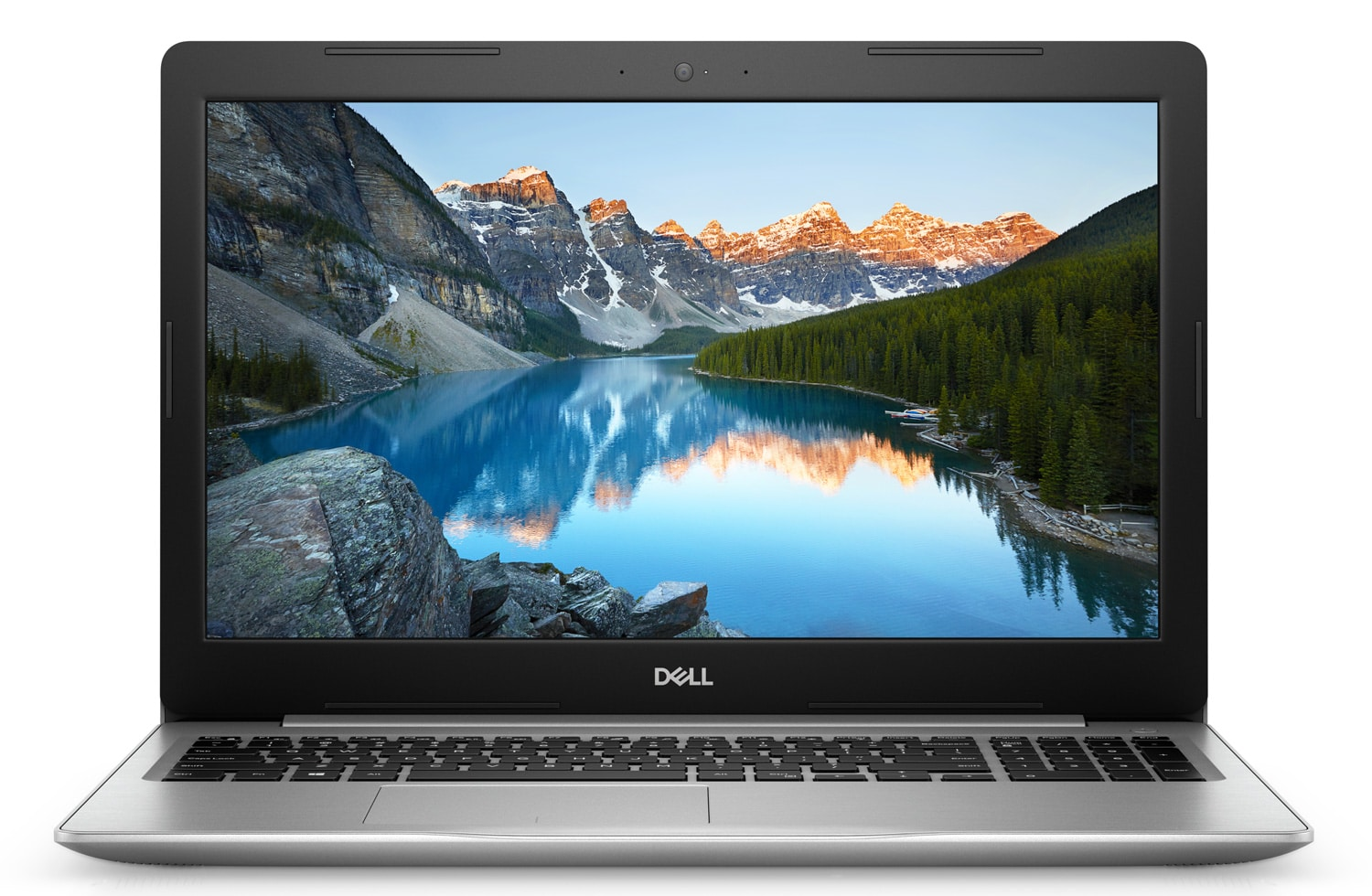 "Dell Inspiron 15 5575, PC portable 15"" Quad Core argent (593€)"