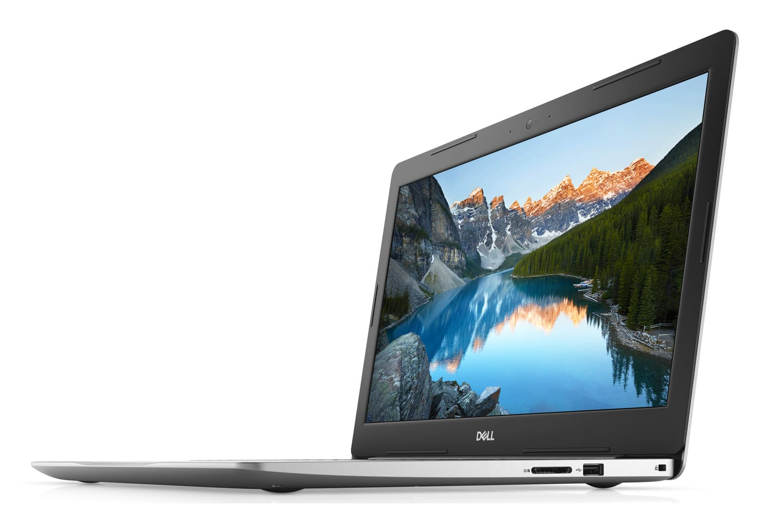 "Dell Inspiron 5570, PC portable 15"" Full HD Optane argent (569€)"