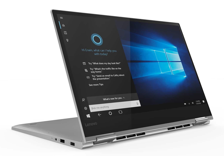 "Lenovo Yoga 730-15IWL, Ultrabook 15"" polyvalent Tablette (1499€)"