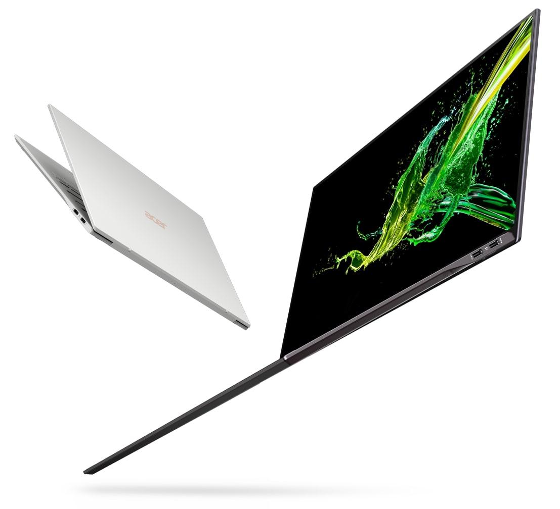"""<span class=""""tagtitre"""">CES 2019 - </span>Acer Swift 7, plus de puissance dans 890 grammes"""