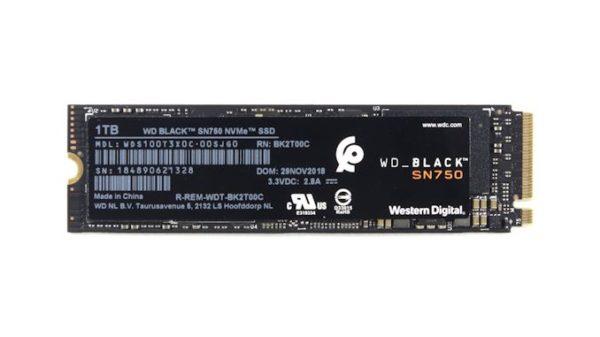 Western Digital Black SN750