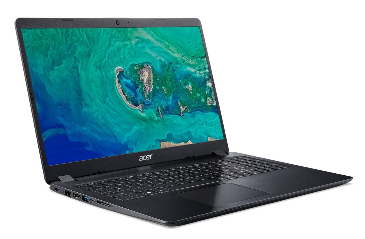 """Acer A515-52G-55P5, PC portable 15"""" léger polyvalent (579€)"""