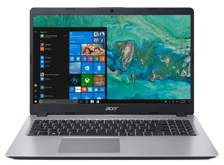 Acer Aspire A515-52-59ZF, portable fin 15 pouces argent (699€)