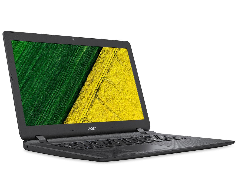 """Acer ES1-732-P3A8, PC portable 17"""" graveur DVD (469€)"""