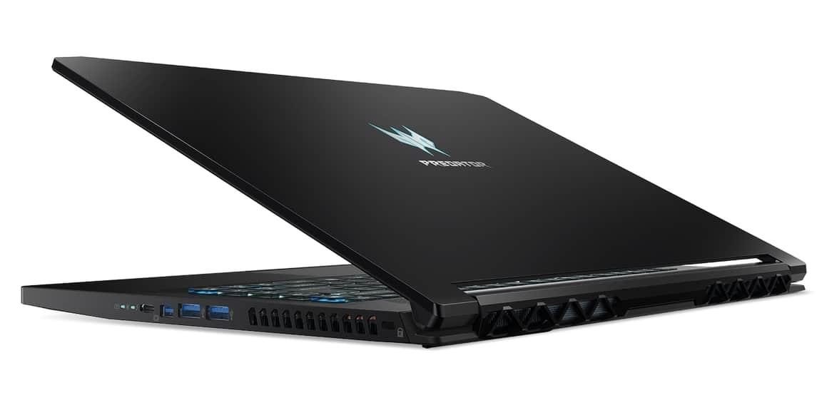 "Acer Predator Triton 500 PT515-51, Ultrabook 15"" gamer RTX 2060/2080"