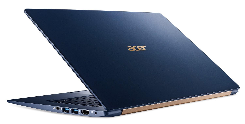 """Acer SF514-53T-78JZ, Ultrabook 14"""" bleu léger tactile (1239€)"""