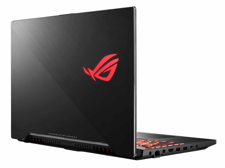 "Asus G515GV-ES008T, PC 15"" 144Hz gamer RTX 2060 (1849€)"