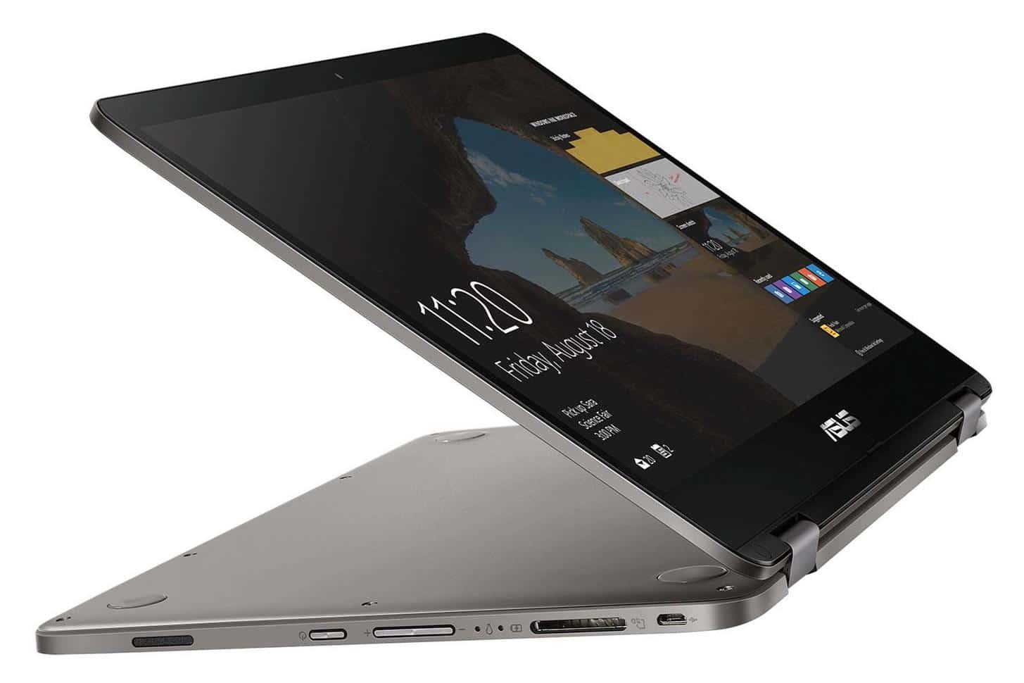 """Asus VivoBook Flip TP401MA-EC011T, 14"""" tablette silencieux (449€)"""