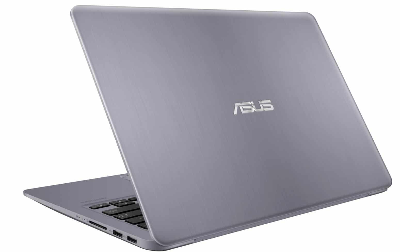 """Asus VivoBook S410UA-EB547T, portable léger 14"""" réactif (699€)"""
