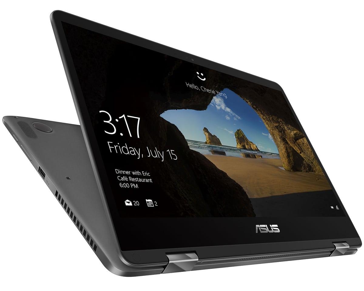 "Asus Flip UX461FA-E1059T, Ultrabook 14"" Tablette rapide (649€)"