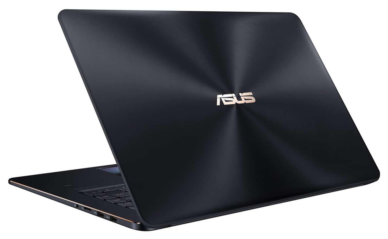 """Asus UX580GD-E2006T, PC 4K Tactile 15"""" polyvalent (1799€)"""