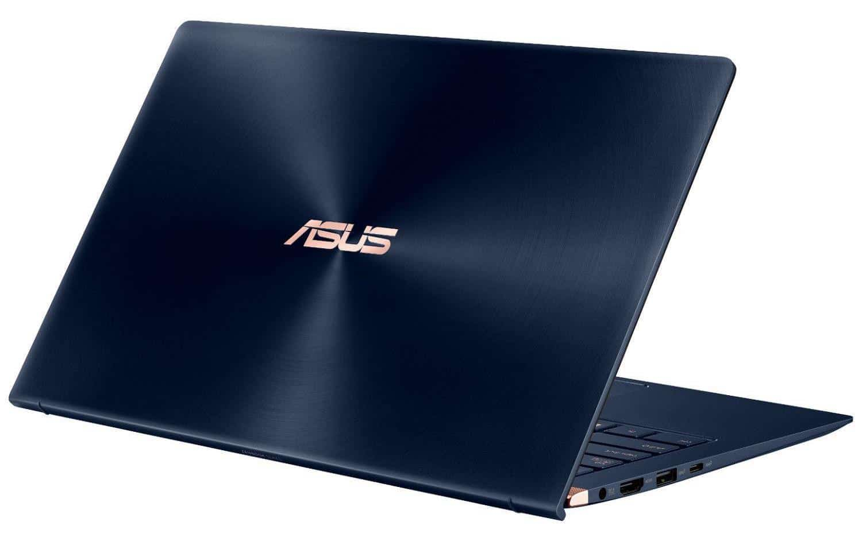 """Asus UX433FA-A5070T, 14"""" bleu borderless NumPad (899€)"""