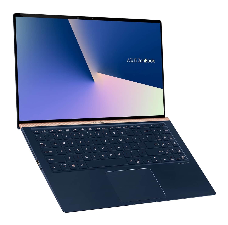 "Asus ZenBook UX533FD-A9093T, PC bleu 15"" 1 To SSD (1619€)"