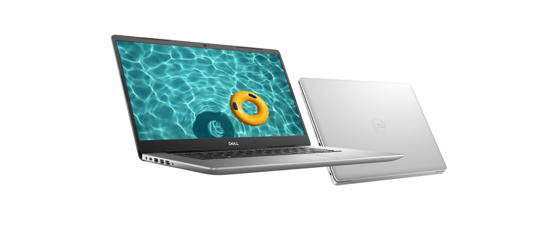 """Dell Inspiron 5580, Ultrabook 15"""" polyvalent rapide léger (799€)"""