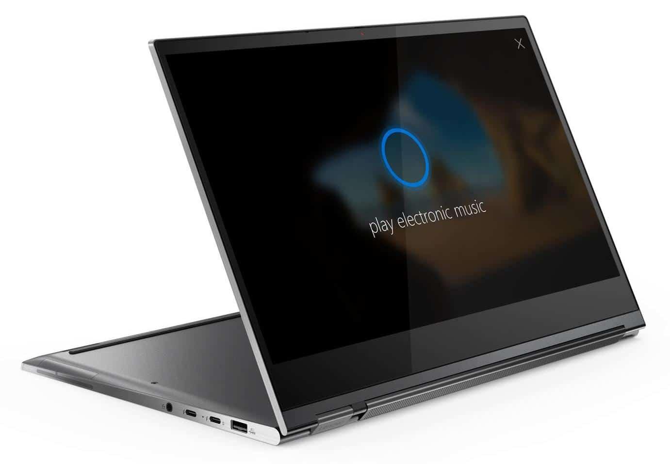 "Lenovo Yoga C930-13IKB, 14"" écran tactile Dolby TB3 (1709€)"
