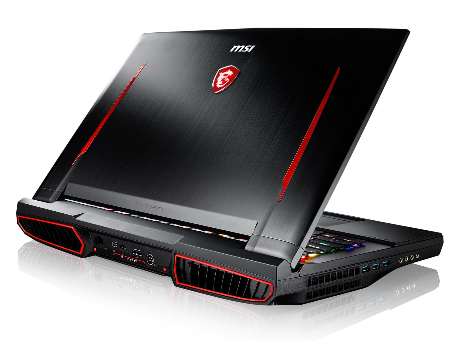 "MSI GT75 8SG-071FR, PC portable 17"" gamer RTX 2080 (2679€)"