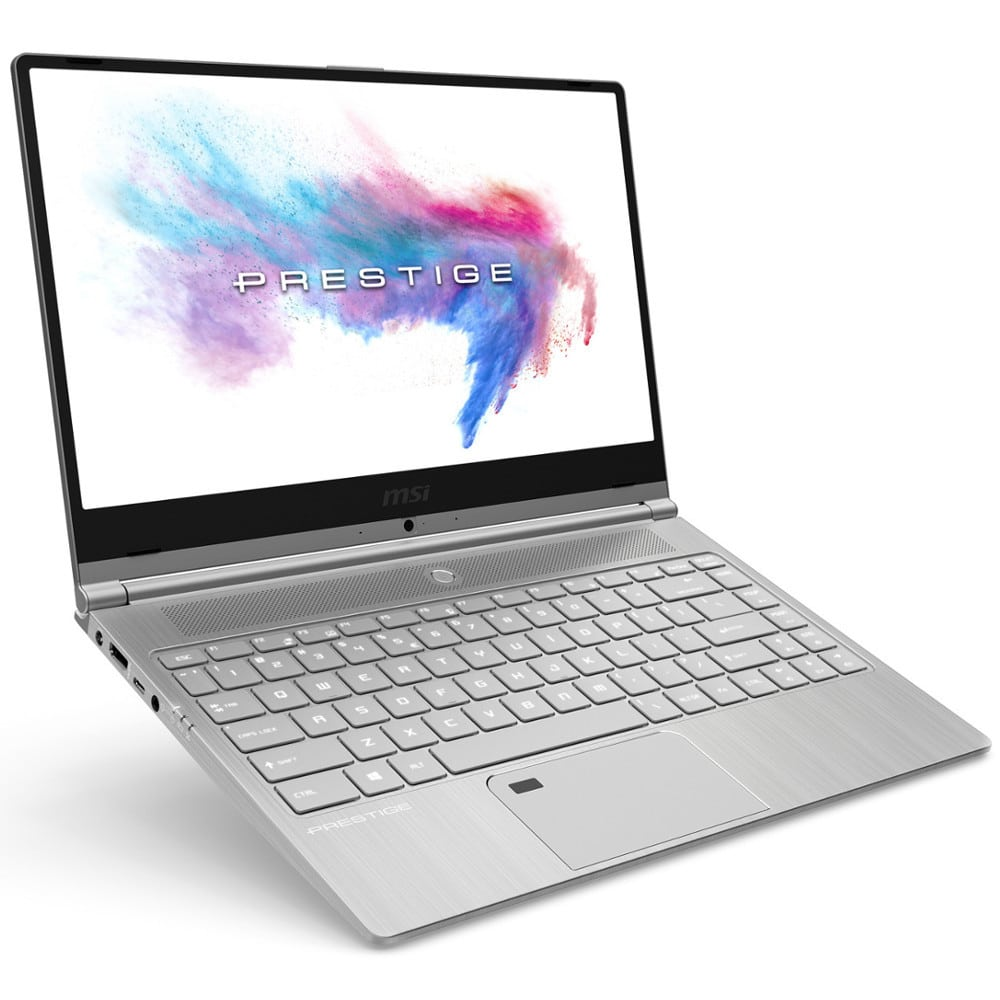"MSI PS42 8RA et 8M0, Ultrabooks 14"" IPS GeForce MX250 Whiskey Lake"