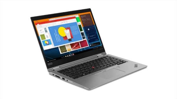 MWC19 Lenovo ThinkPad X390 Yoga