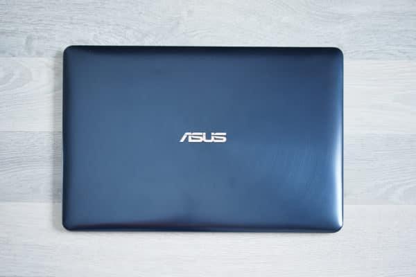 Test Asus ZenBook Pro 15 UX580 look