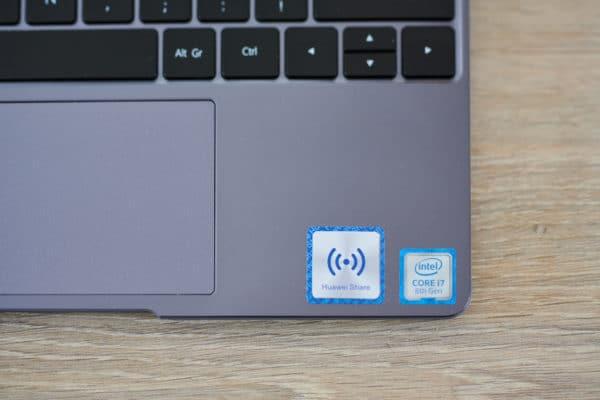 Test Huawei MateBook 13 NFC