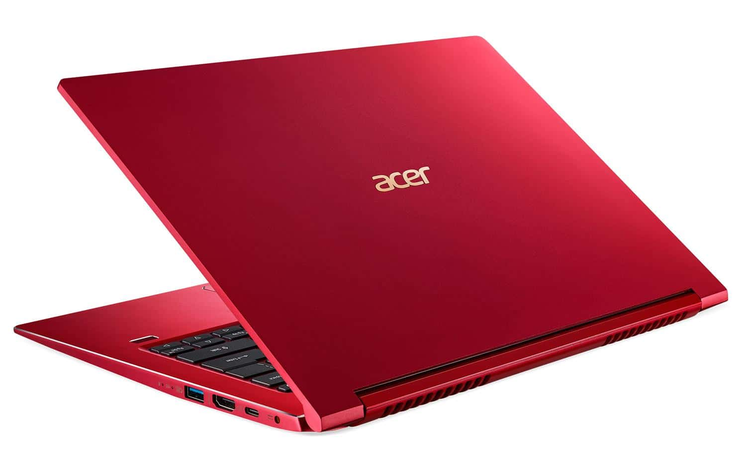 "Acer Swift SF314-55-79G8, ultrabook 14"" rouge léger (659€)"