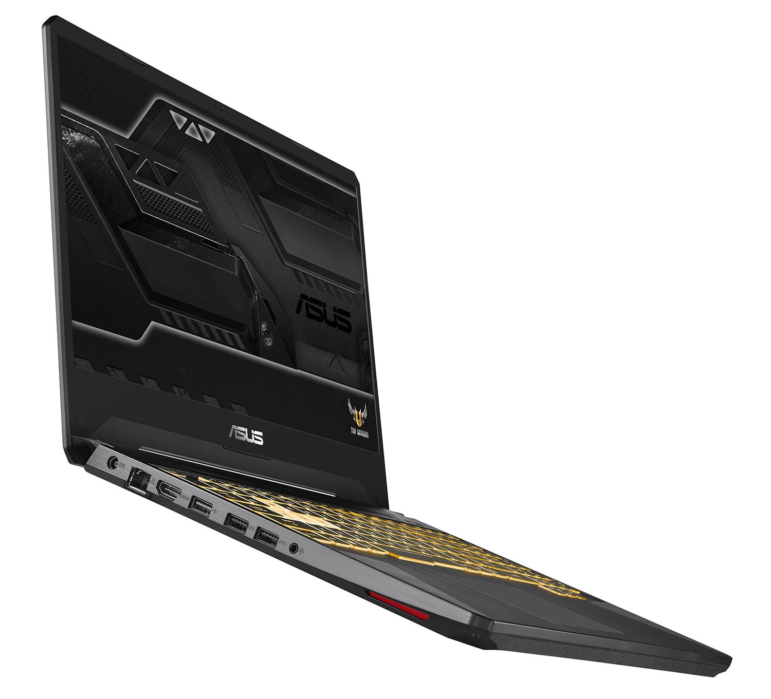 "Asus TUF 565GE-AL365, PC 15"" gamer SSD 512 Go (764€)"