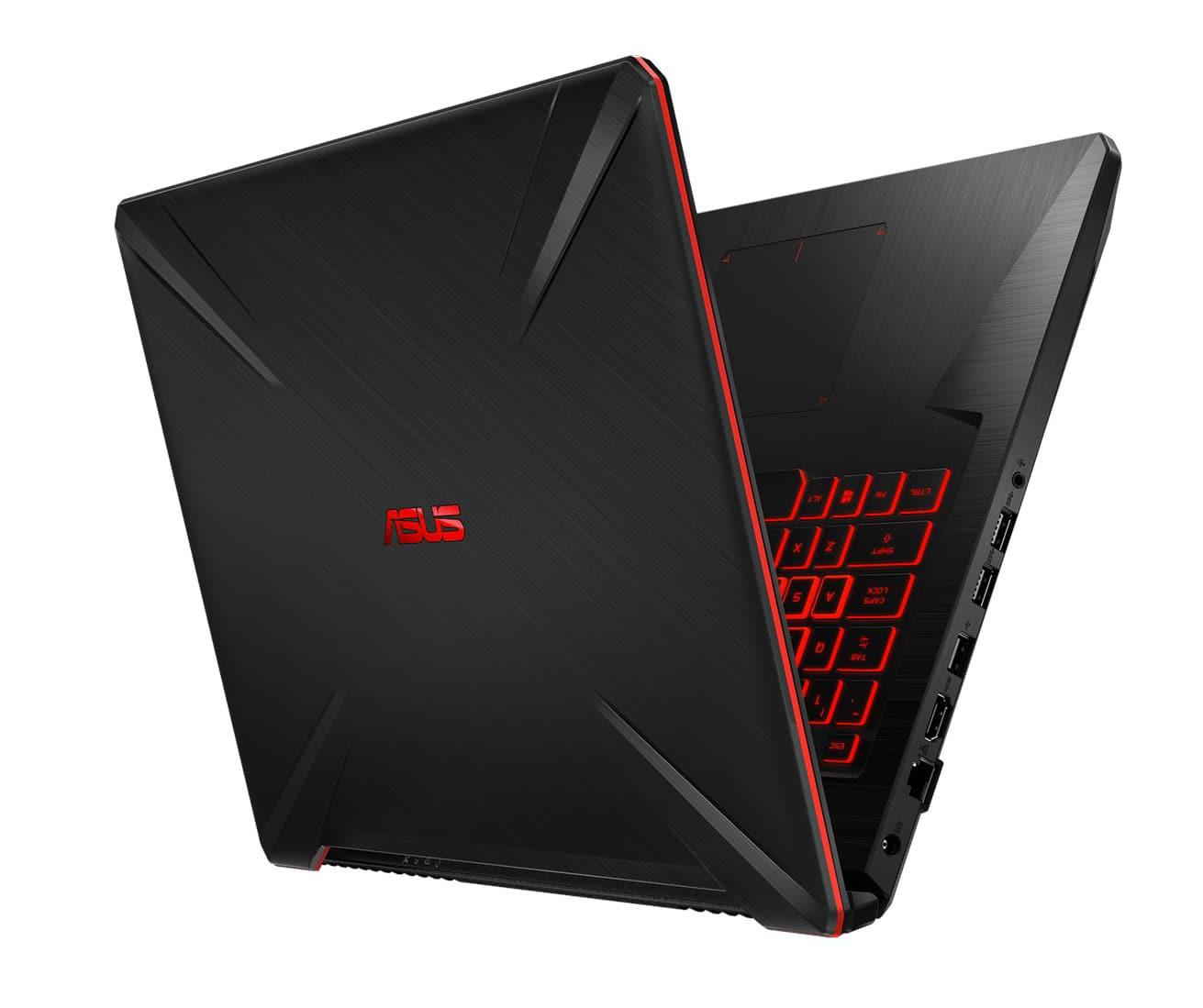 """Asus TUF 765GE-EW128T, PC portable 17"""" gamer réactif (849€)"""