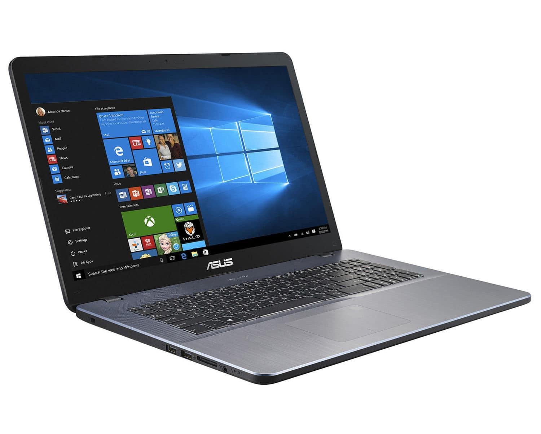 """Asus R702UB-BX274T, PC portable 17"""" rapide (449€)"""