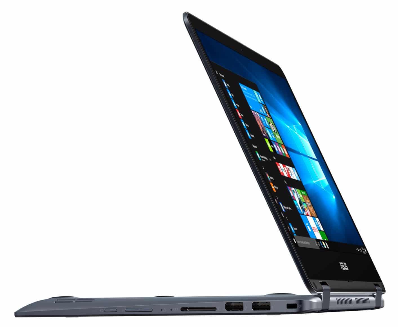 """Asus Flip TP410UA-EC656T, 14"""" tablette tactile rapide (899€)"""