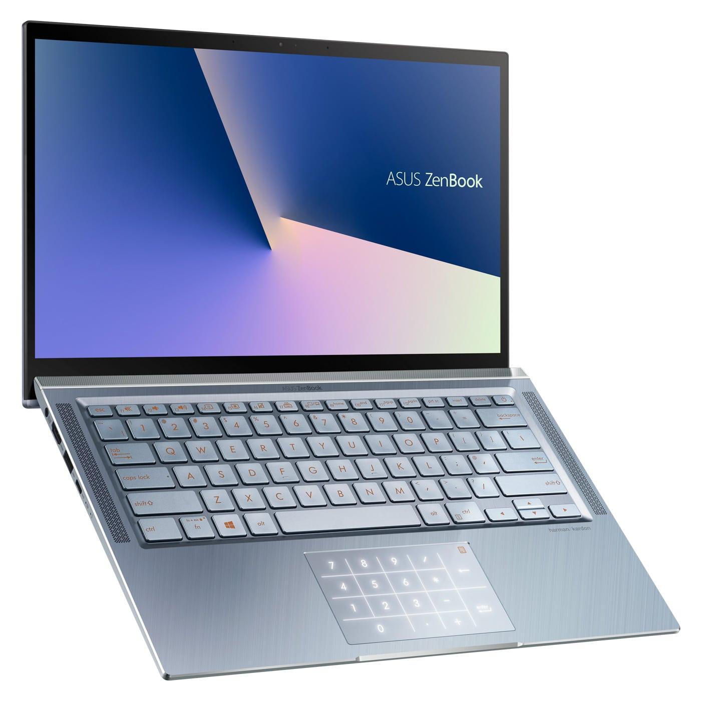 """Asus UX431FA-AN001T, Ultrabook 14"""" rapide et léger (799€)"""
