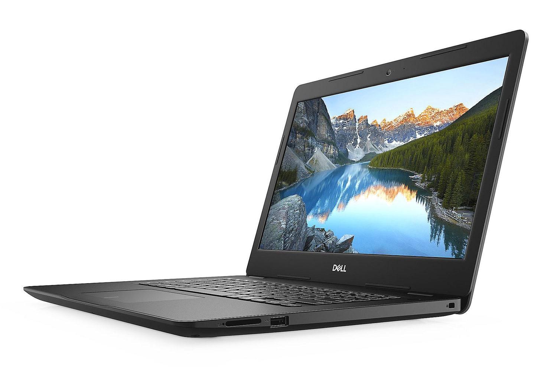 """Dell Inspiron 14 3481, Ultrabook 14"""" réactif léger noir (408€)"""