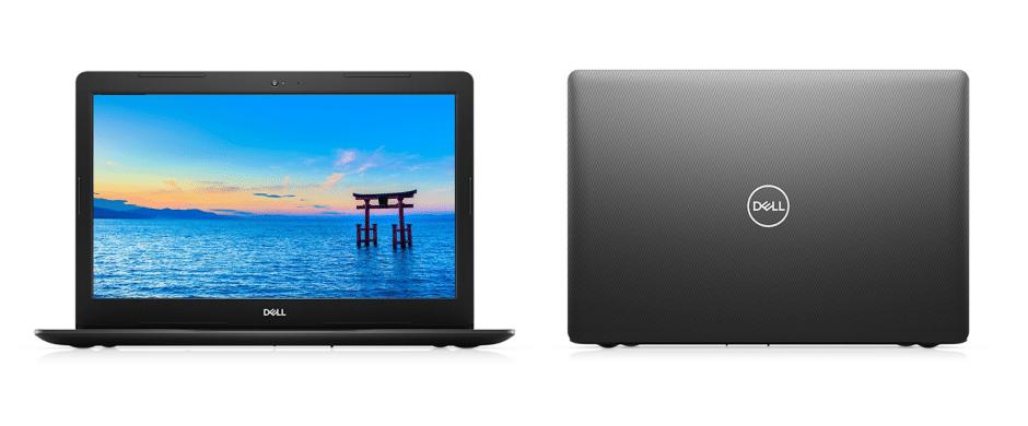 """Dell Inspiron 15 3585, PC portable 15"""" fin noir réactif (499€)"""