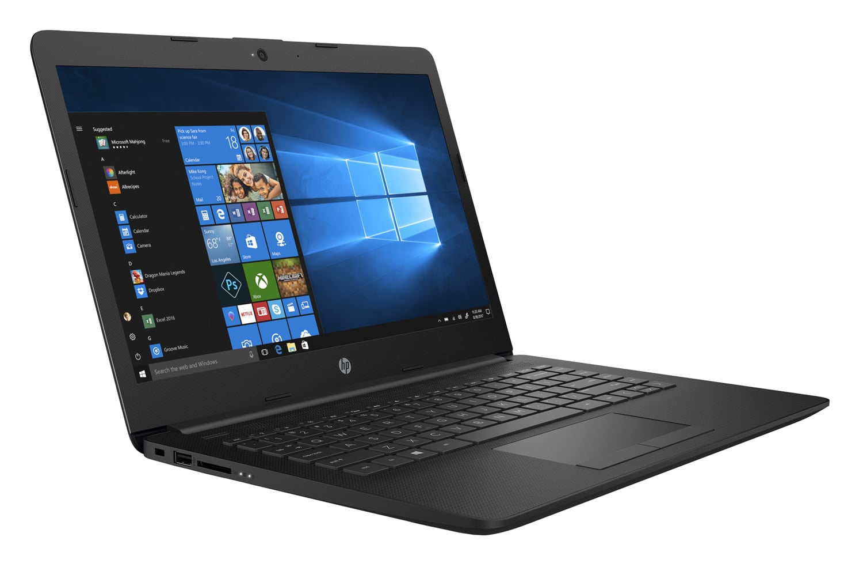"""HP 14-ck0996nf, Ultrabook 14"""" IPS noir léger 1.55 Kg (499€)"""
