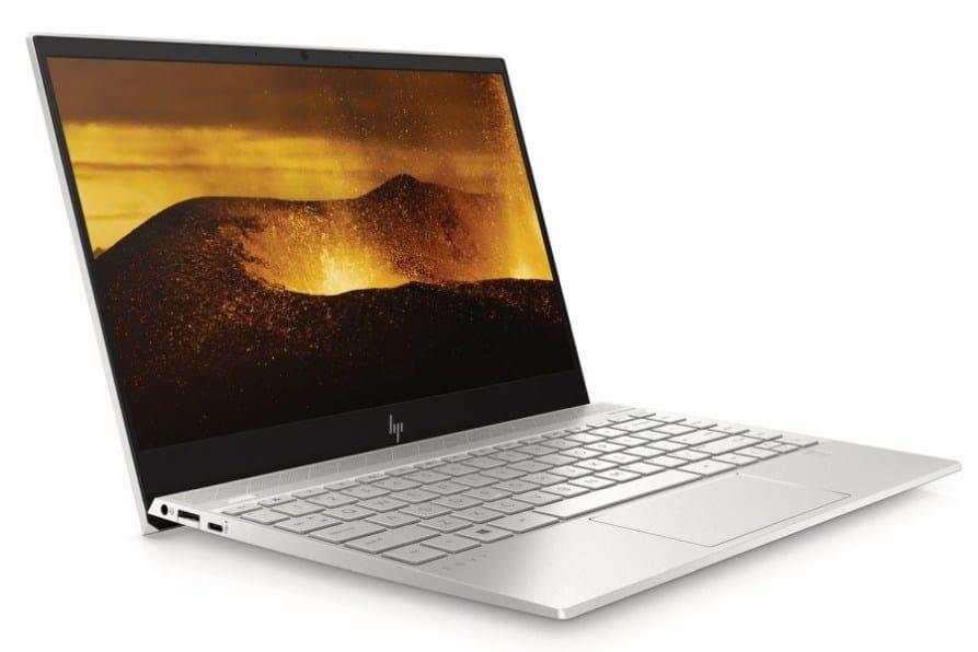 HP Envy 13 et Envy 17, PC portables Quad Core polyvalents MX250