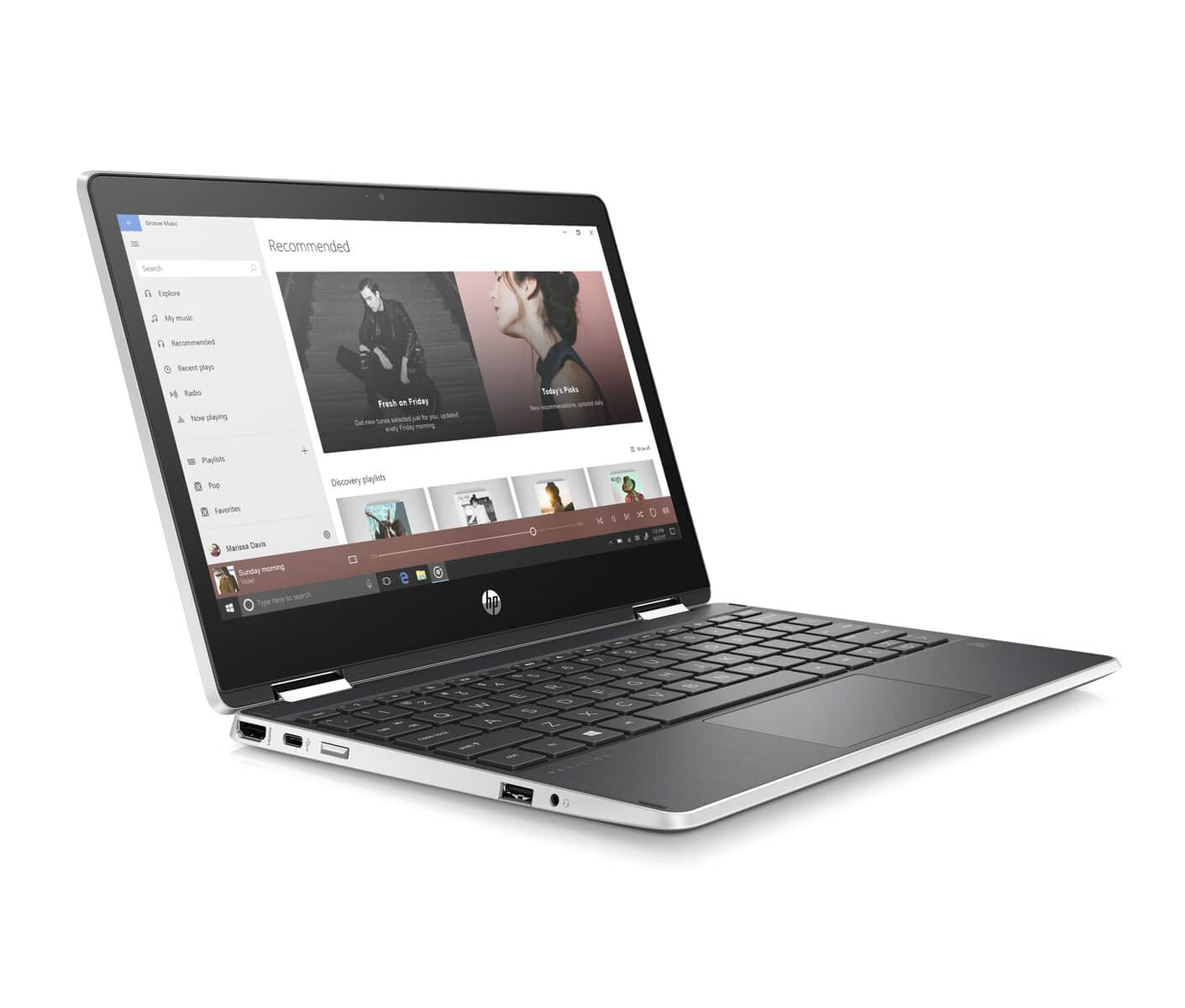 "HP Pavilion x360, Ultrabooks 2-en-1 11"",14"",15"", Quad Core, MX250"