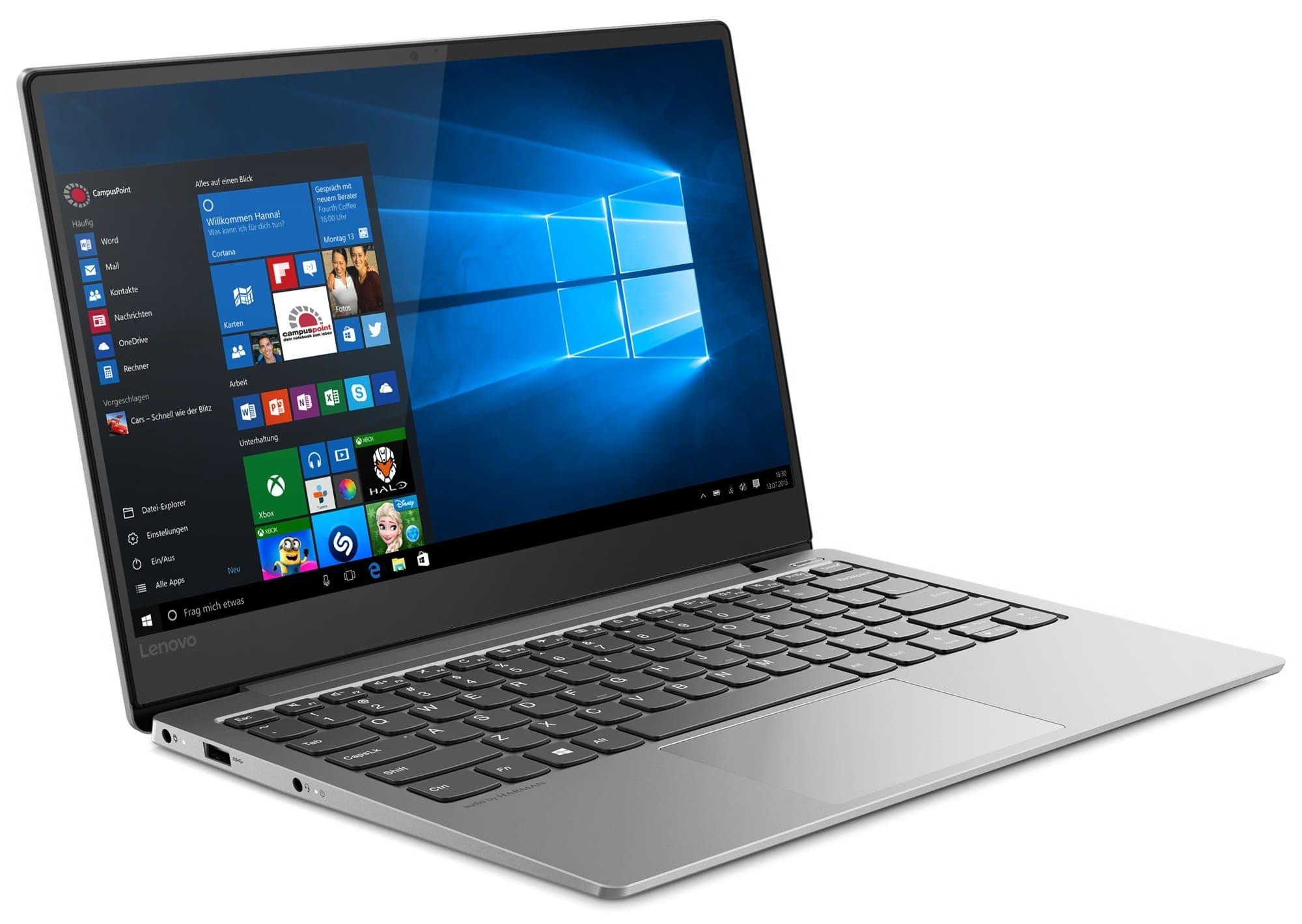 Lenovo IdeaPad S530-13IWL, 13 pouces léger performant (649€)