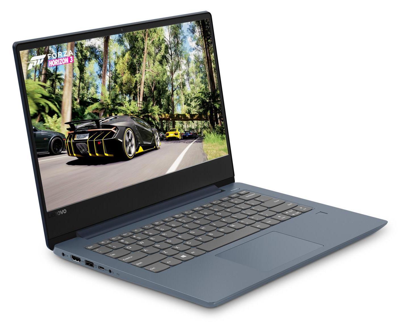 """Lenovo IdeaPad 330S-14IKB, portable bleu 14"""" léger (559€)"""