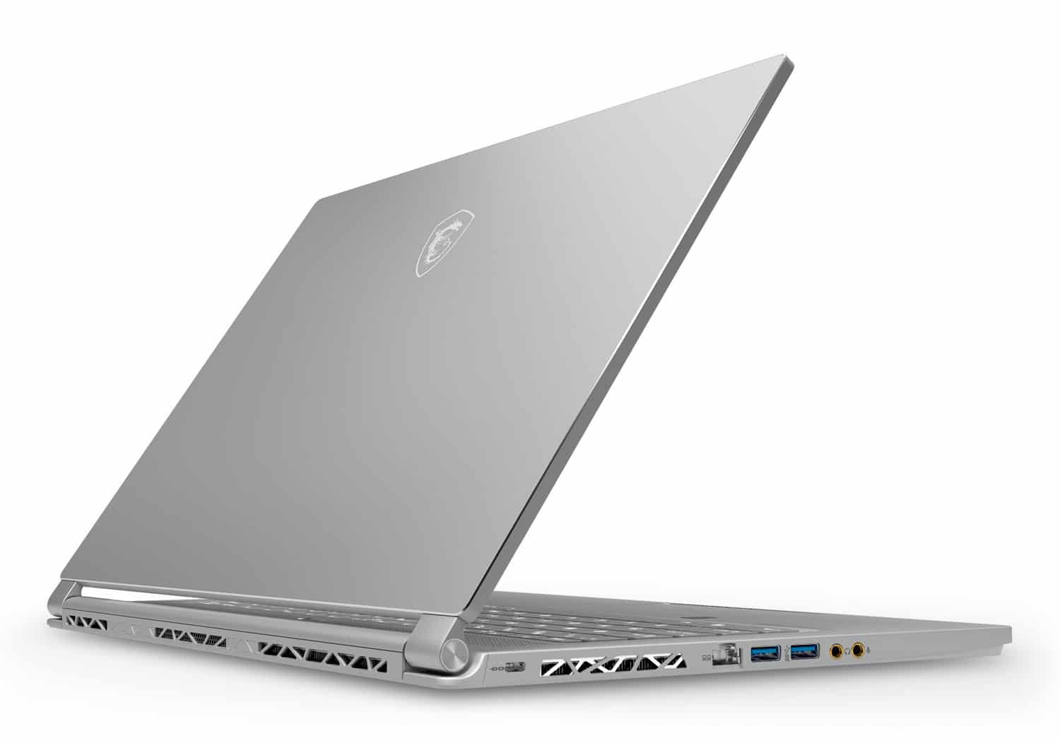 "MSI P65 8SF-250FR, Ultrabook 15"" gamer RTX 2070 léger (1709€)"
