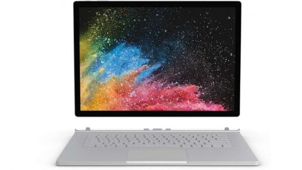 """<span class=""""tagtitre"""">Microsoft Surface Book 2 - </span>mise à jour plus performante pour bientôt"""