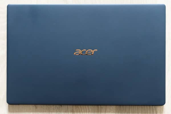 Test Acer Swift 5 SF515-51T