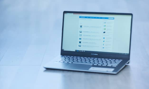 """<span class=""""tagtitre"""">Test Asus VivoBook S14 S430 - </span>Ultrabook abordable avec pavé numérique"""