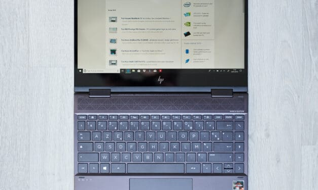 "<span class=""tagtitre"">Test HP Envy x360-13 - </span>Un ultrabook tactile design convertible en tablette"