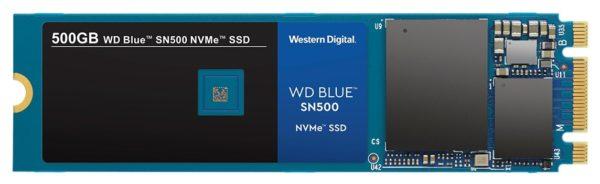 Western Digital SN500 SSD