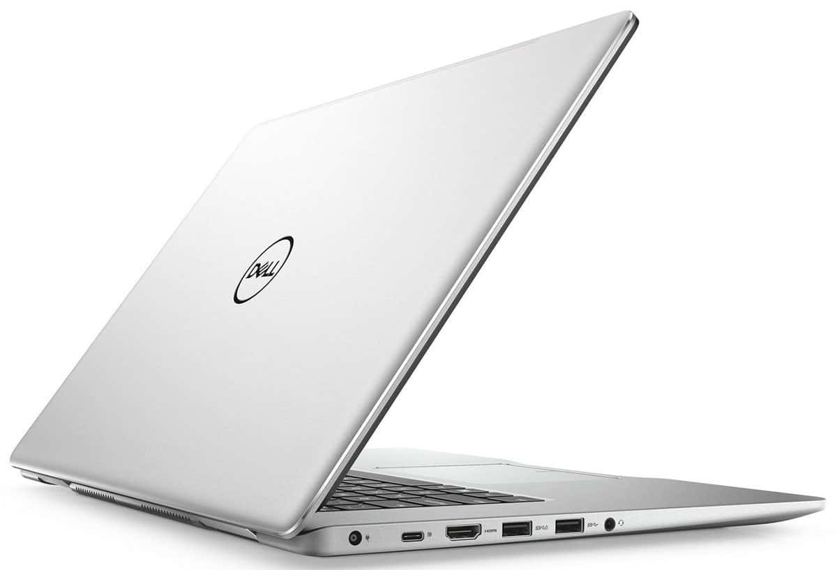 Dell Inspiron 15 7570, PC portable 4K tactile multimédia (979€)
