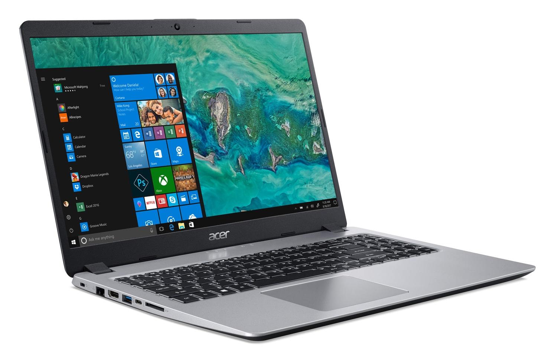 "Acer A515-52G-58ED, Ultrabook 15"" polyvalent argent (699€)"