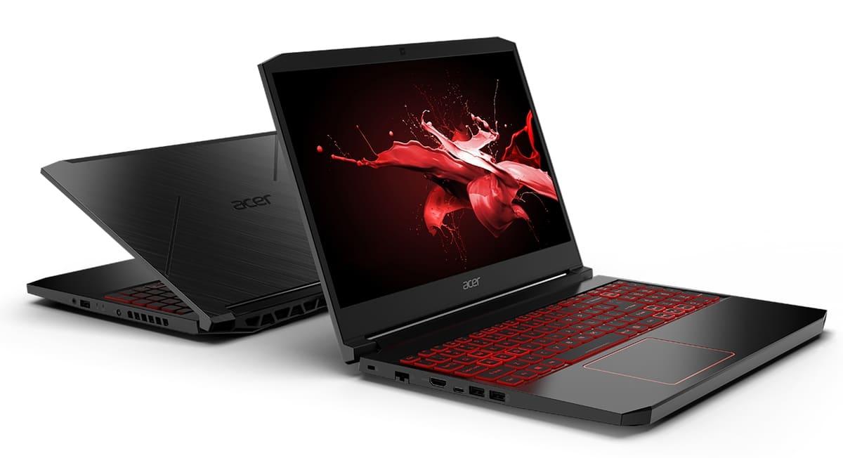 Acer Nitro 5 AN515/AN517, Nitro 7 AN715, PC portables gamer 144Hz